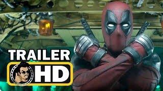 DEADPOOL 2 (2018) Official Trailer #5 |FULL HD| Ryan Reynolds Marvel Superhero Movie