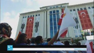 شاهد.. احتفال تركيا بالذكري الـ 15 لتأسيس حزب العدالة والتنمية