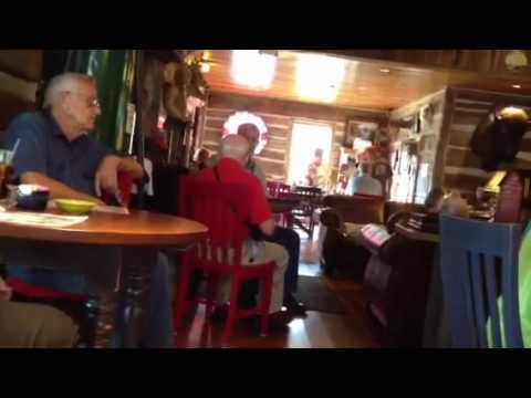 The Swinging Bridge Restaurant Youtube