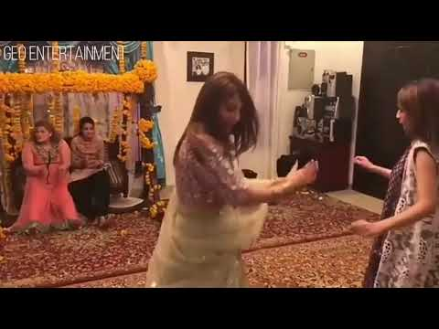Neelam Muneer Dance On Pashto Song 'RO RO BARAN DA 2018