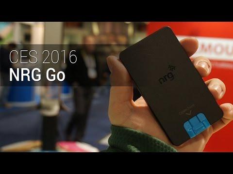 CES 2016: NRG Go | Tudocelular.com