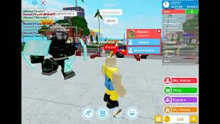 pewdiepie vs t series part 3 FINALE roblox