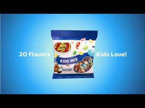 Jelly Belly Ad -- World of Flavor 2016