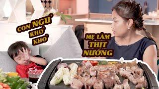 Ngon Hết Hồn Thịt Nướng Siêu Sạch Việt Chấm Sốt Nhật #449