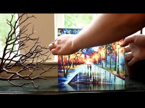STEAL This video: Curved Acrylic Panels Generic Un Branded AD