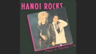 HANOI ROCKS☆Malibu Beach Nightmare (1983)