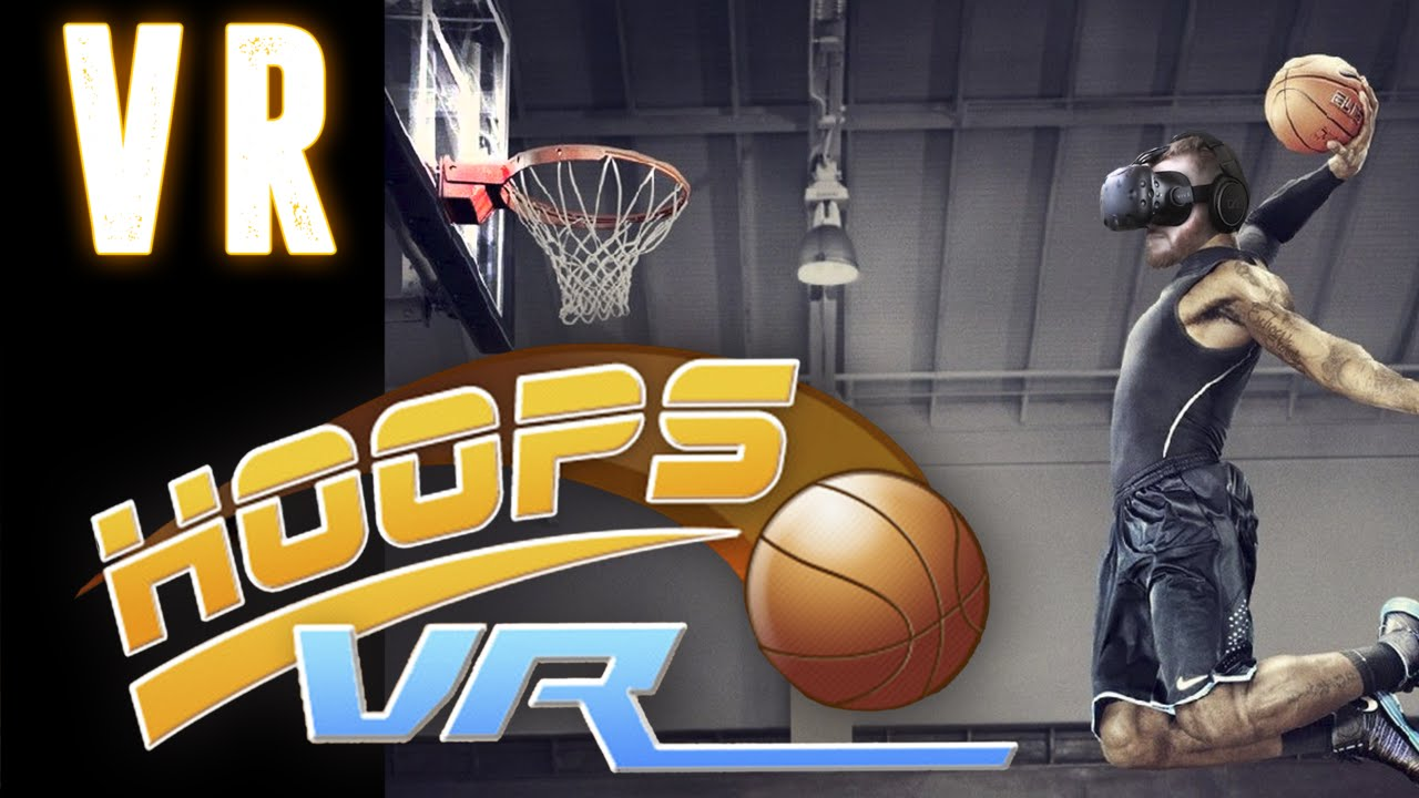 Hoops Vr Play Basketball In Virtual Reality On The Htc