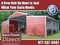 Barn Door, Shed Door, Garage Door, Roll Up Door, 1-877-357-DOOR (3667)
