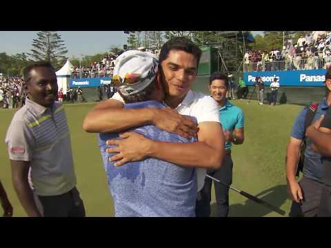 2decfae2a7dd Panasonic Open Golf Championship Rd 4 highlights