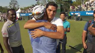 Panasonic Open Golf Championship Rd 4 highlights