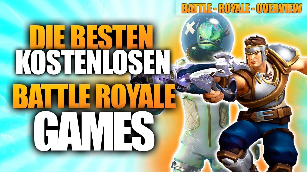 Battle Royal Spiele