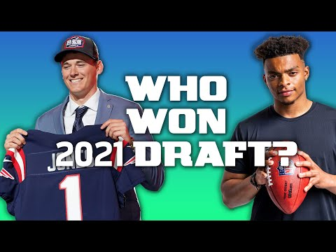 Who Won the 2021 NFL Draft?