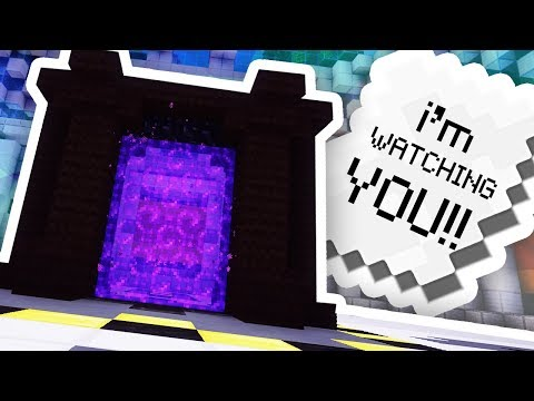 THE WATCHER IS BACK?!?! (Minecraft Misadventures #3)