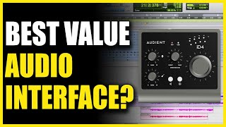 The Best Value Audio Interface? Audient iD4 MKII