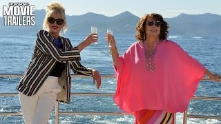 Absolutely Fabulous The Movie Teaser Trailer - Jennifer Saunders & Joanna Lumley are back! [HD]