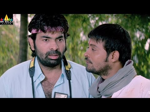 Bharath Raju Scenes Back To Back   Mangatayaru Tiffin Center Movie Comedy   Sri Balaji Video