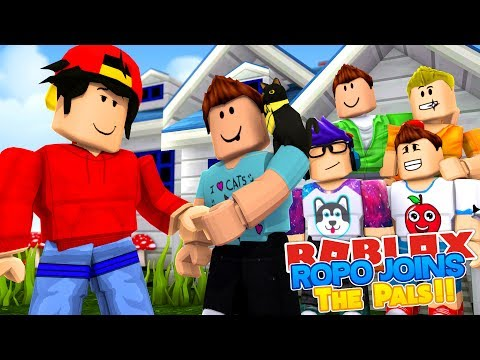 ROBLOX Adventure - ROPO JOINS THE PALS!!!