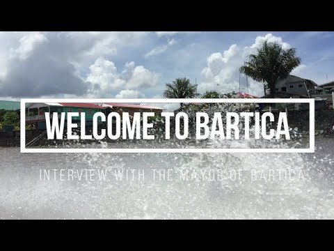 S2 E20 | Welcome to Bartica | An interview with the Mayor of Bartica