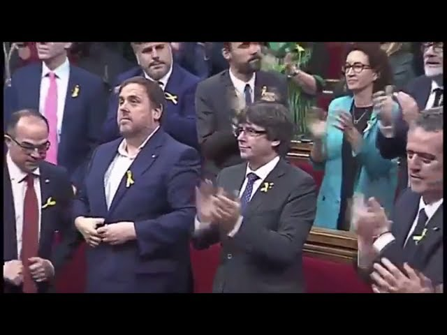 La independencia de Cataluña en vídeo