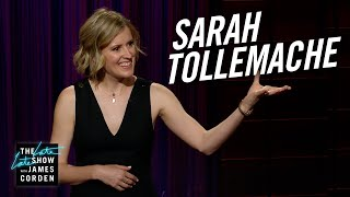Sarah Tollemache Stand-Up
