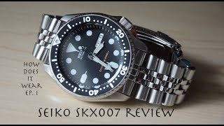seiko SKX007 REVIEW - BEST WATCH UNDER 200?