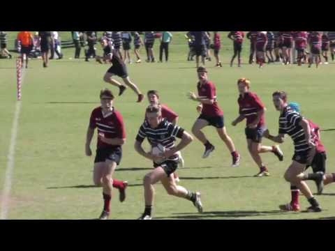U14A GPS Rugby 2016