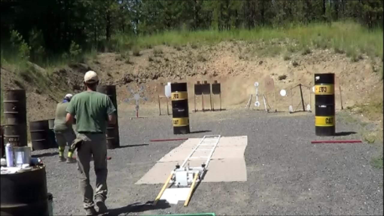 Action side match 2020-07-11 Pistol Caliber Carbine