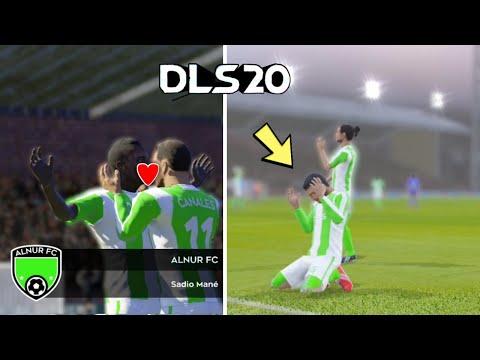 cara ganti logo dream league soccer 2019 Asli - Dream league soccer.