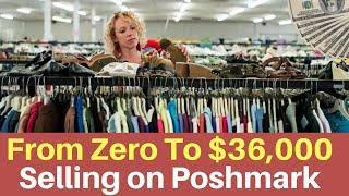 From Zero To 36 000 Selling On Poshmark In Less Than 1 Year