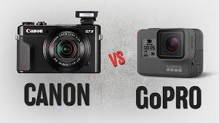 CAMERA PENTRU VLOG?    Canon vs GoPro Review