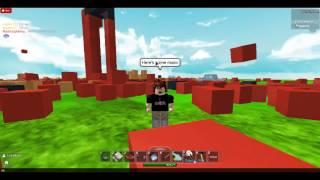 BRICK EXPLOSION!!! - ROBLOX