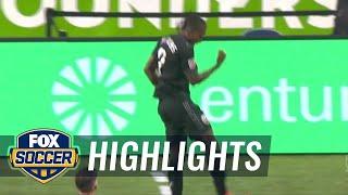 Seattle Sounders FC vs. D.C. United | MLS Highlights | FOX SOCCER