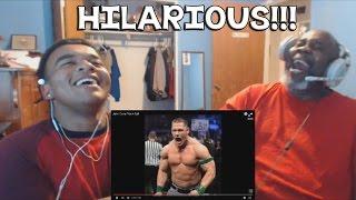 Dad Reacts to John Cena Prank Call (HILARIOUS REACTION)