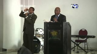 Apóstol Robert Kasaro - Hay una bendición sobre ti | Ekklesia 2013