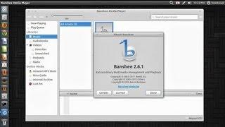 Banshee Audio Player 2.6.1