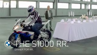 BMW S1000 RR. Dinner for RR. thumbnail