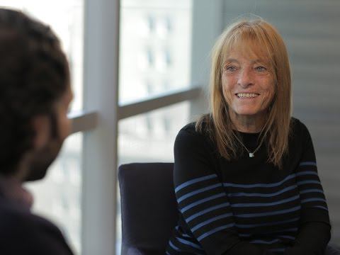 Interview with Ruth Rogers of London's legendary River Cafe