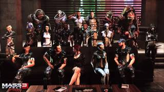 Mass Effect 3: Citadel DLC - Apartment Music Stereo 4 (Shout Out Out Out Out - Bad Choices)