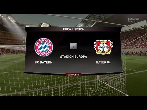 Karriere #46 | Europa Supercup: Bayern - Bayer | FIFA 17