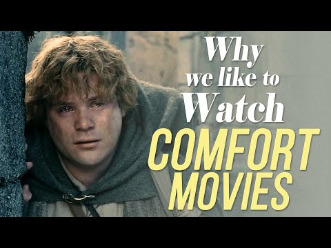 Why We Watch Comfort Movies