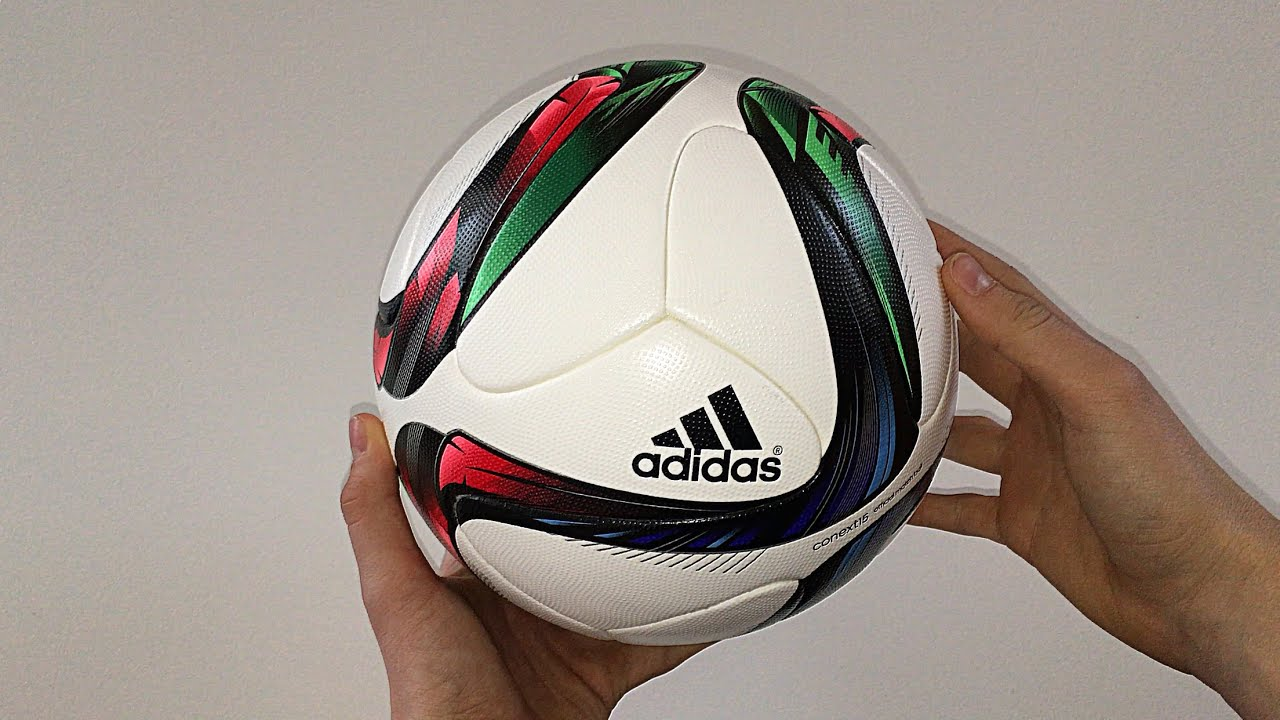 90a7ffe6cc181 Unboxing Adidas Conext 15 4K - YouTube