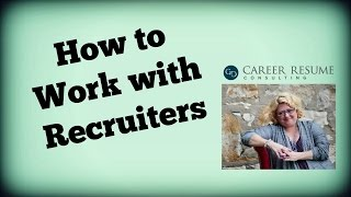 Executive Career Job Search Tips: Working with Executive Recruitment to Get a Job Fast