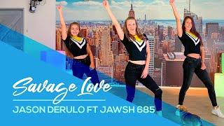 Savage love - (TikTok) - Easy Dance - Baile - Choreography - Coreo