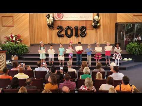 2018 HCA Elementary School Awards ~ Brunswick, GA  1