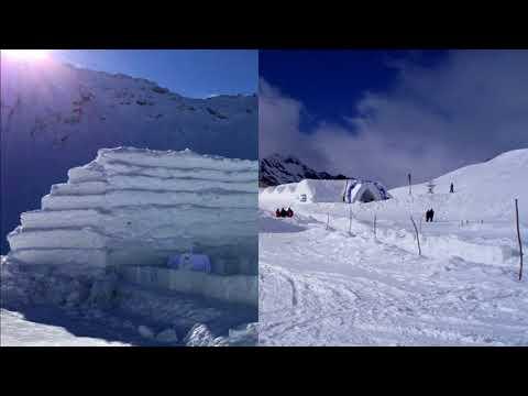 The Ice Tourist Complex Balea Lac - Romania (HD1080p)