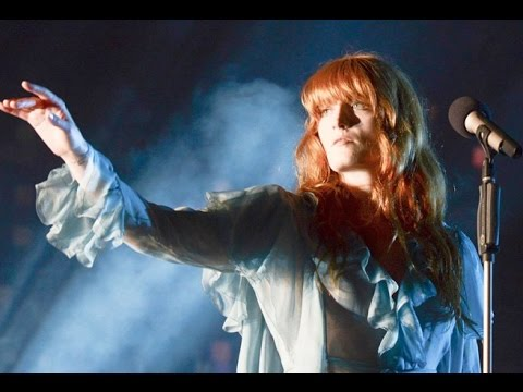 Florence and The Machine - Shake It Out - Live Lollapalooza 2016 Brazil