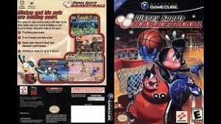 Disney Sports: Basketball (Nintendo GameCube)