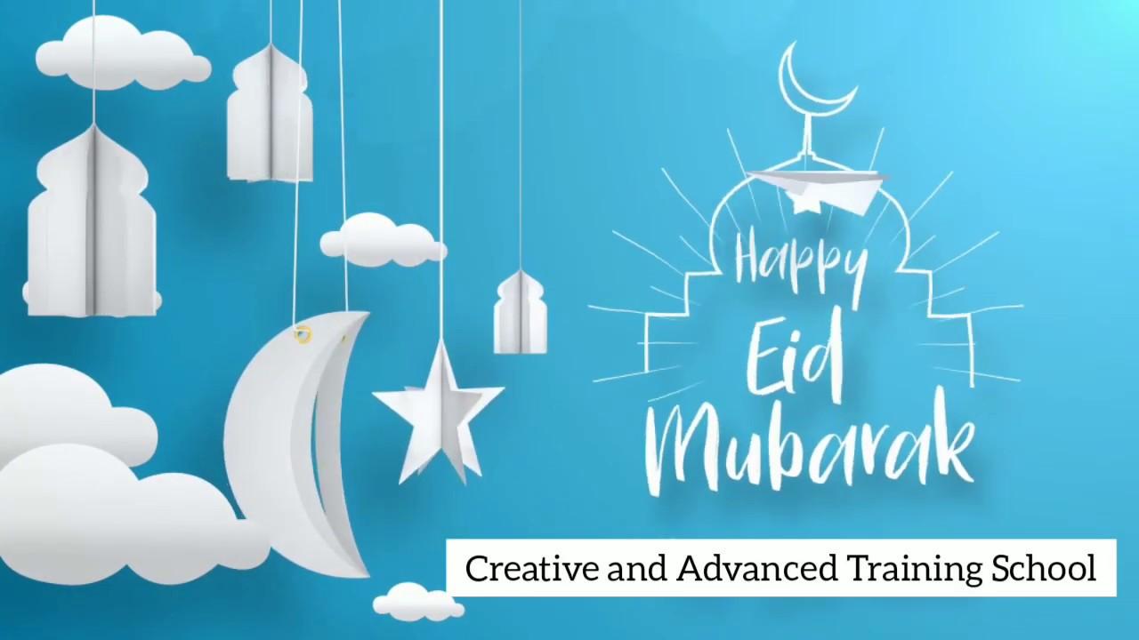eid mubarak wishes from cats teachers  youtube
