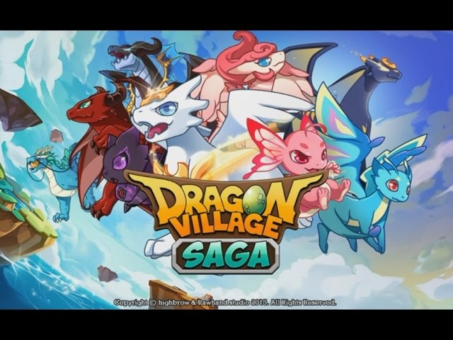 Dragon Village Saga - Android Gameplay HD