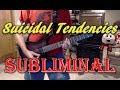 Suicidal Tendencies - Subliminal - Guitar Cover (Tab in description!)